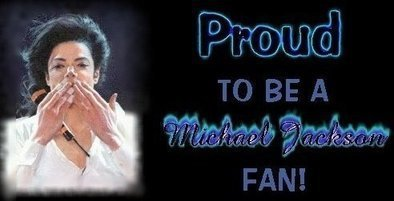 * ♥ ˚ ˚✰˚ I am PROUD to be an MJ fan* ♥ ˚ ˚✰˚