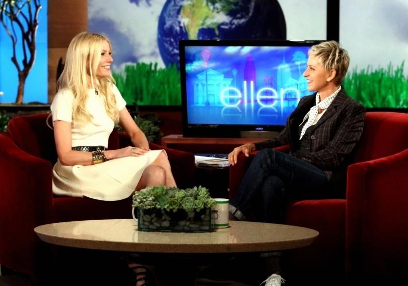 04.22.11 - The Ellen DeGeneres Show
