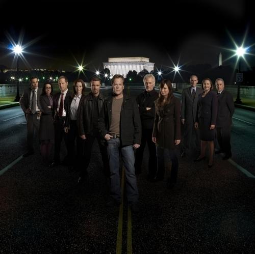 24 Season 7 Cast