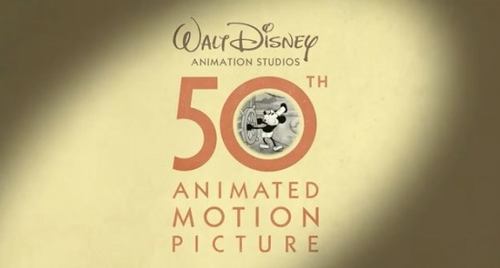 50 Animated Motion Pictures - steamboat Willie