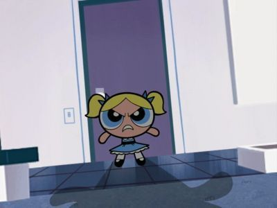 The Powerpuff Girls wallpaper containing a living room entitled 6x10-'Octi-Gone'