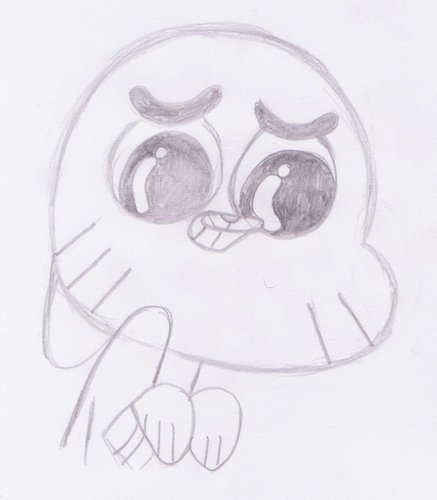 Adorable Gumball