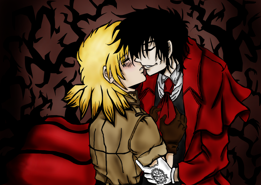 Alucard and Seras Victoria images Alucard and Seras HD ...