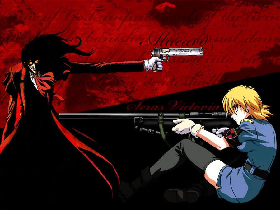 hellsing alucard and seras relationship quiz