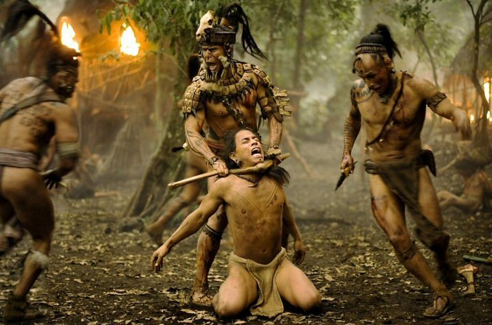 movie apocalypto Apocalypto isn't simply an effective movie, but an immensely powerful one: a benchmark and a foresight seemingly all rolled into one full review | original score: 4/4.