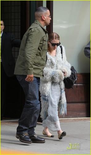 Ashley Olsen: Greenwich Village Girl!