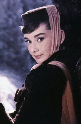 Audrey Hepburn wallpaper called Audrey Hepburn