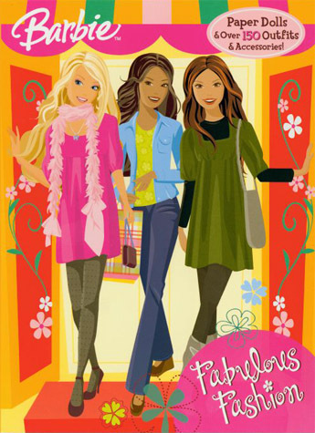 Barbie and Friends Picture