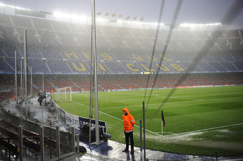 Barcelona v Real Madrid - UEFA Champions League Semi Final (second leg)