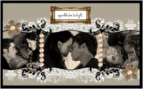Bella and edward banner