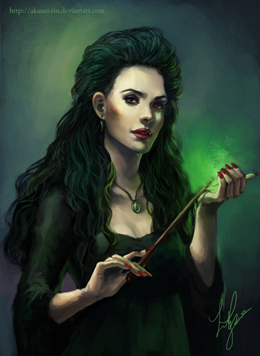 Bellatrix Lestrange fond d'écran entitled Bellatrix Lestrange