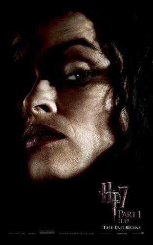 Bellatrix Lestrange poster