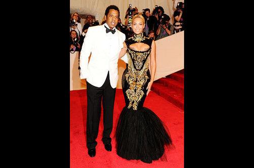 Beyonce at Gala