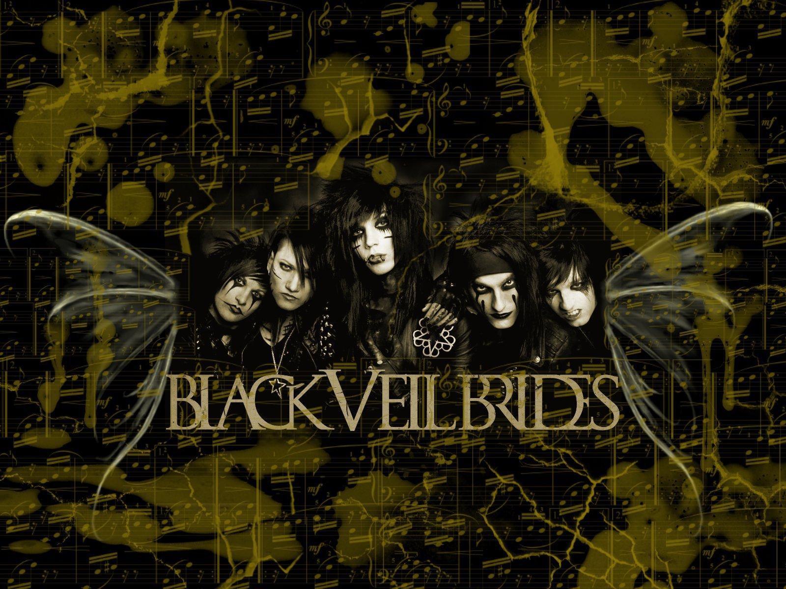 Black Veil Brides Hd Wallpaper