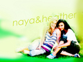 Brittany & Santana - brittany-and-santana wallpaper