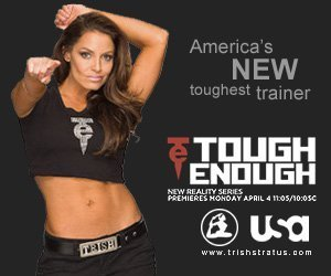 Trish Stratus wallpaper probably with attractiveness, hot pants, and a bikini entitled Brunette Trisholicious