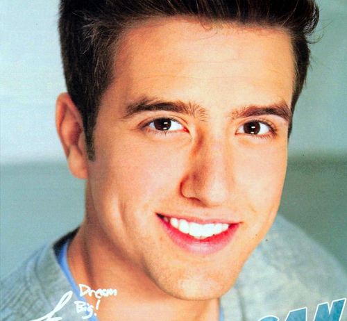 Logan Henderson wolpeyper with a portrait titled Btr - Pictures