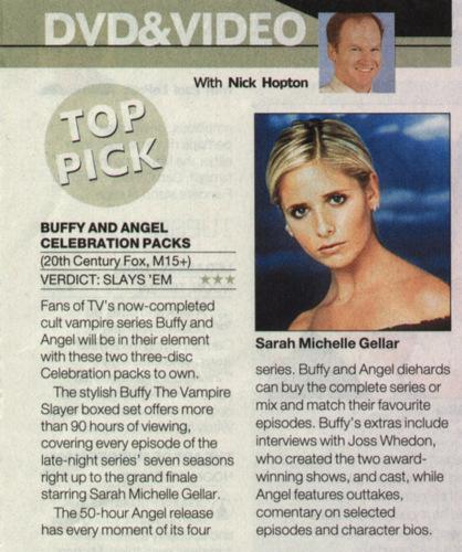 Buffy Rares