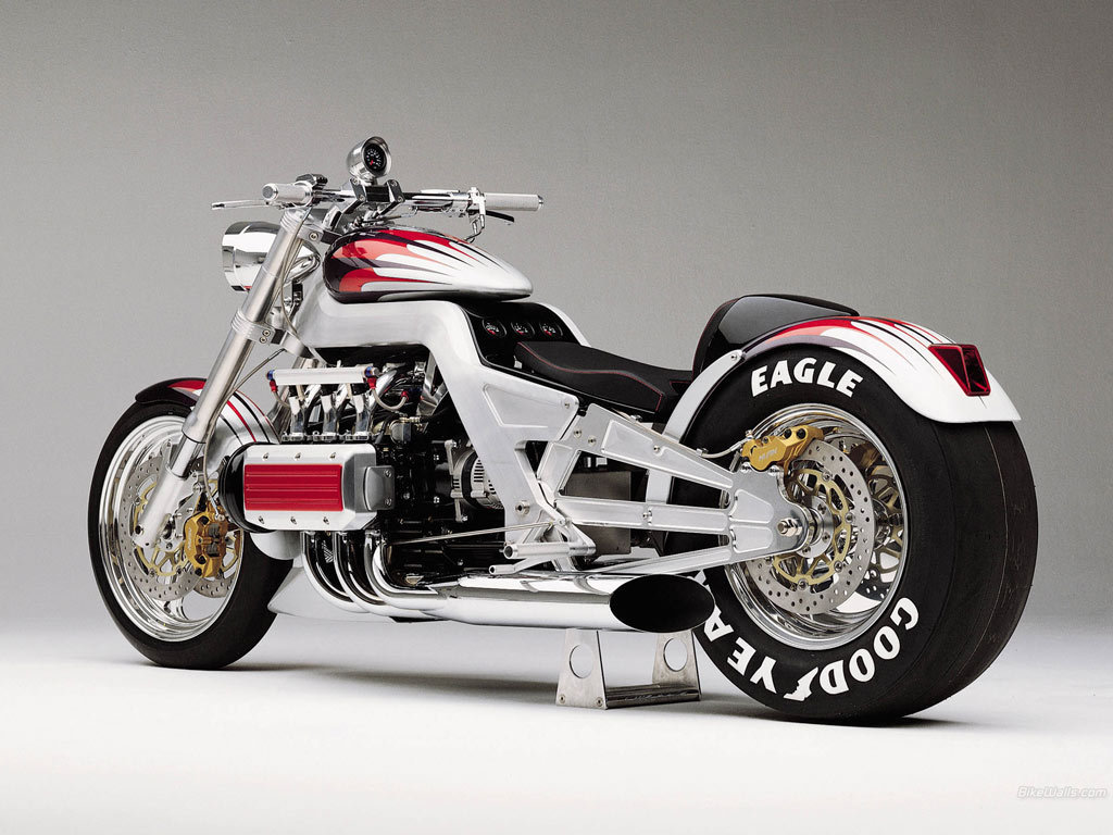 Custom Choppers Motorcycles
