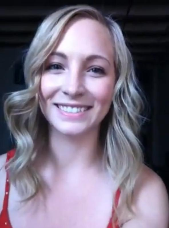 Candice Accola supports Virtual Lyme Walk!