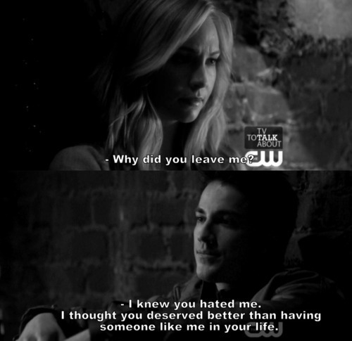 Caroline/Tyler (4wood) Why Did U Leave Me? (Wolfvamp) 100% Real :) ♥