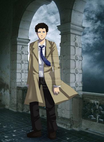 Castiel Constantine