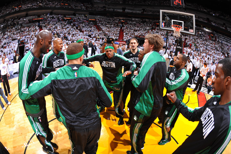 Celtics loss Game 2 vs. Heat