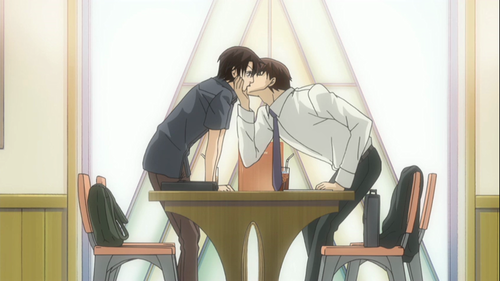 Chiaki and Yoshiyuki
