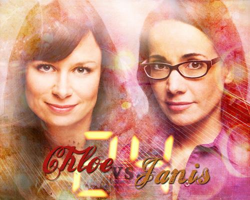 Chloe & Janis