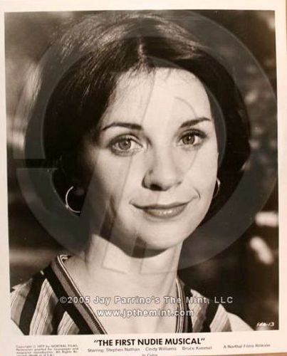 Cindy Williams in The First Nudie Musical