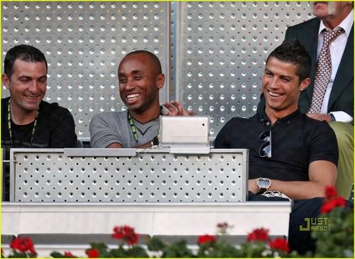 Cristiano Ronaldo: Madrid Masters!