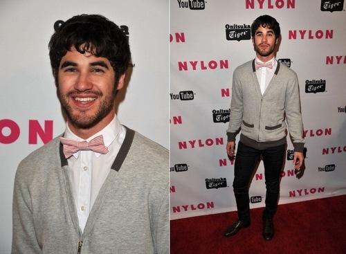 Darren at the Nylon Party (May, 4th 2011)