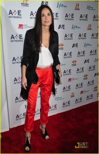 Demi Moore: A&E Upfront Presentation