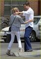 Diane Kruger & Joshua Jackson: Kiss Kiss!