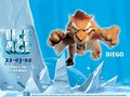 Diego - ice-age wallpaper