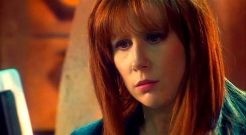 Donna Noble kertas dinding containing a portrait entitled Donna