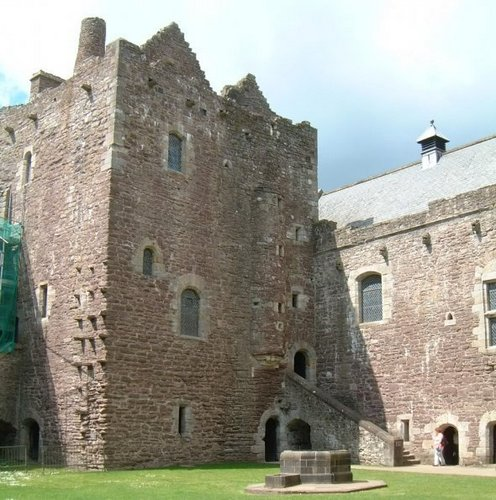 Doune Castle - game-of-thrones Photo