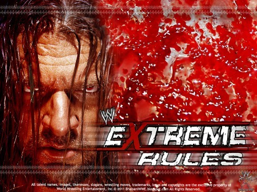 Extreme Rules 2011 Wwe Extreme Rules 2011