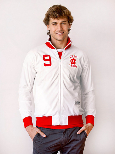 "Fernando Llorente پیپر وال possibly containing a sweatshirt کے, سویاٹشارٹ titled Fernando Llorente for ""Athletic Bilbao"" New Collection (2011)"