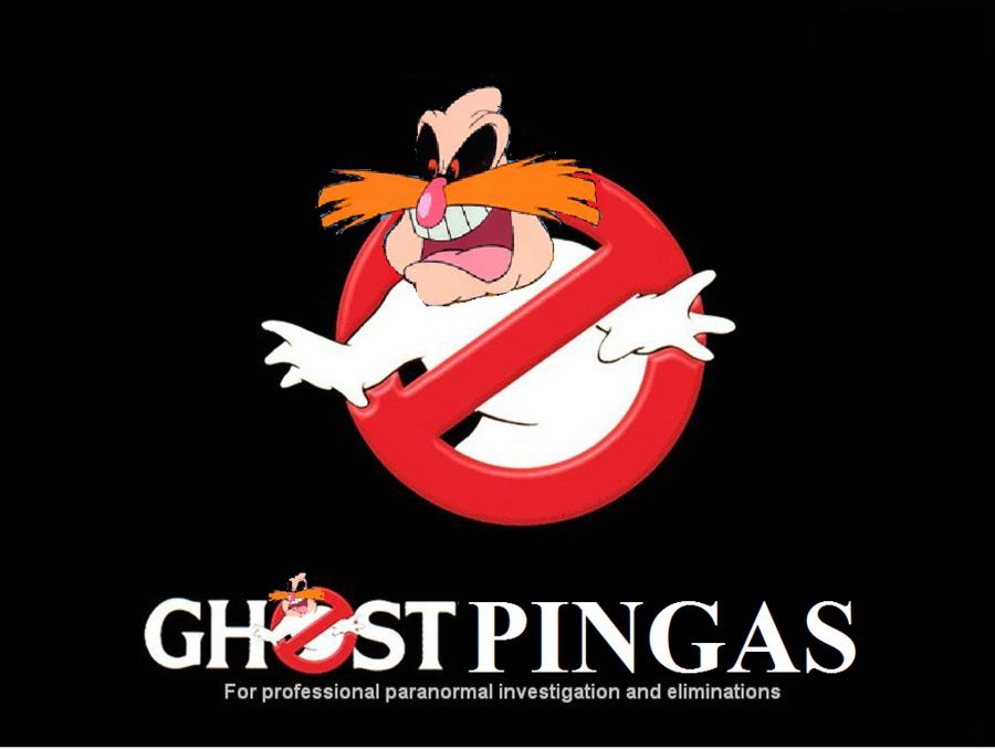 Pingas Sonic the Hedgehog