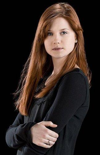 Ginny Weasley promo pics