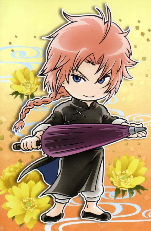 gintama chibi - photo #26