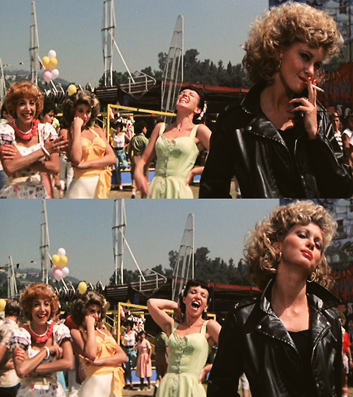 Grease lightning sandy