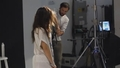 nikki-reed - H&M Fashion Against AIDS > Behind the Scenes Video screencap