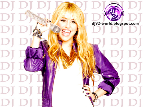 Hannah Montana Forever Highly Retouched Quality Обои EXENDED ADDITION(after pearl) by dj... !!