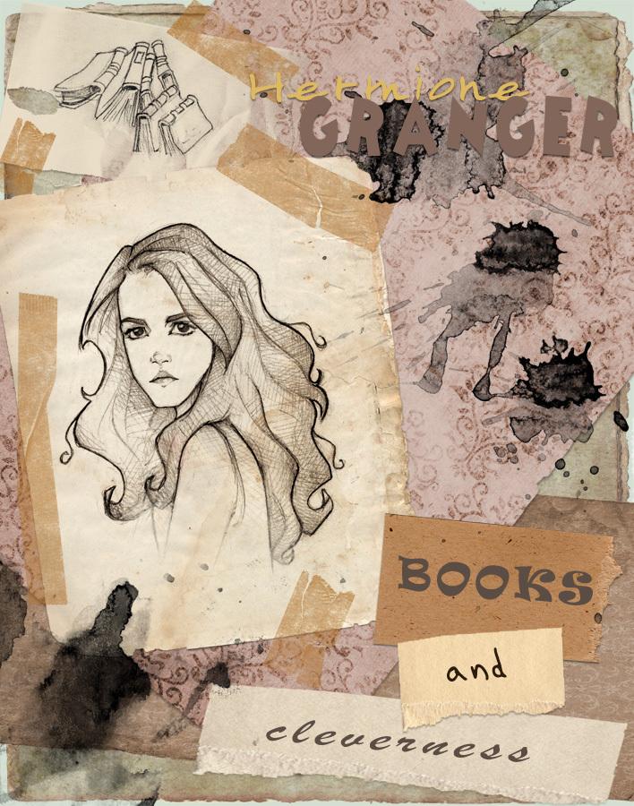 Fan Art - Hermione Granger Fan Art (23981759) - Fanpop
