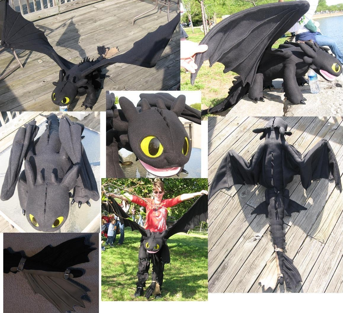 How To Train Your Dragon Toy