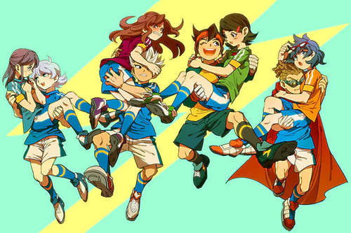 Inazuma eleven Couples