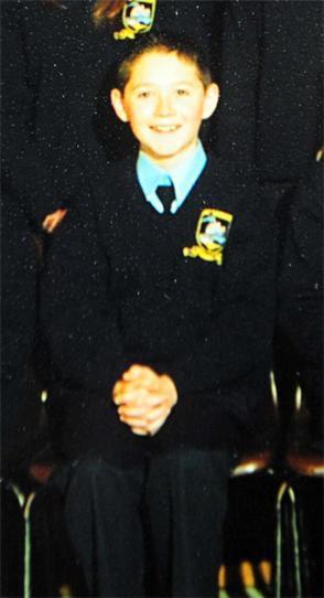 Irish Cutie Niall In School Pic Aged 11!! (Aww Bless, Soo Cute) 100% Real :) ♥