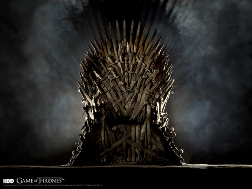 Iron Throne - game-of-thrones Wallpaper